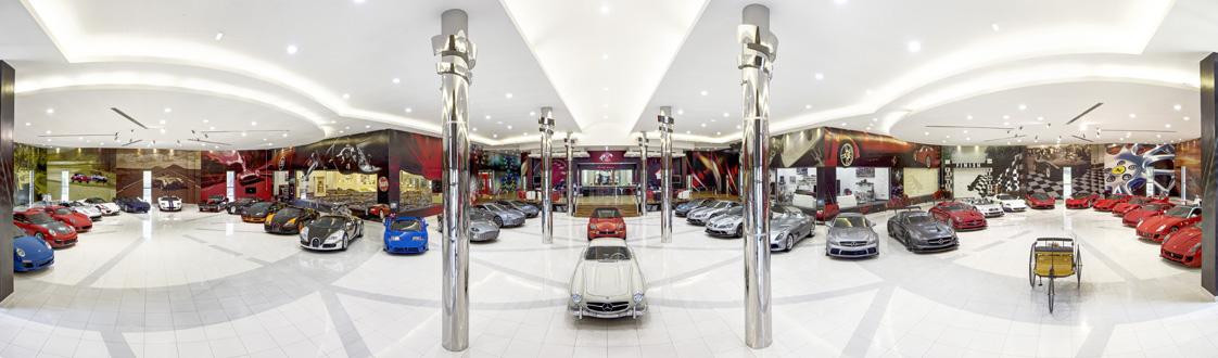 Videos of SBH Royal Auto Gallery (Abu Dhabi) owner H.H. Sheikh Sultan bin Zayed bin Sultan Al Nahyan